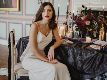 River Elliot Bridal Wedding Dress.