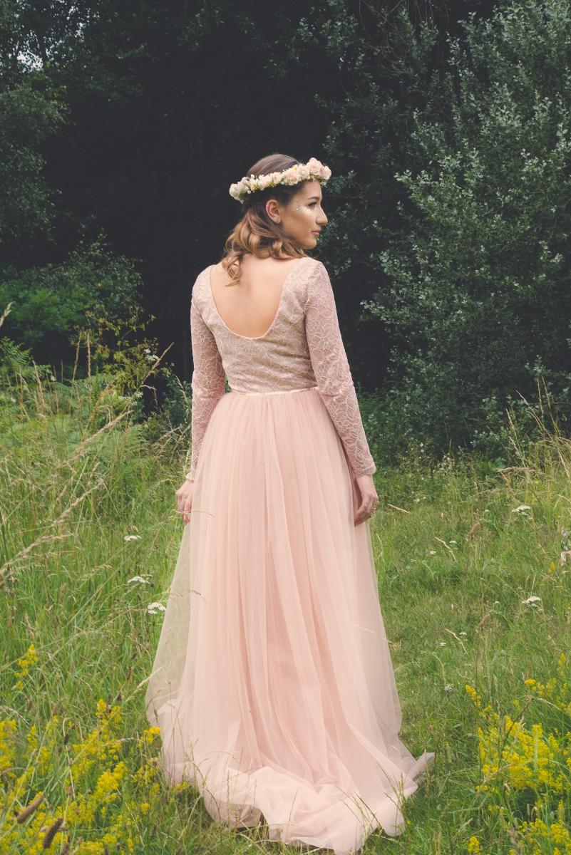River Elliot Bridal lace dress