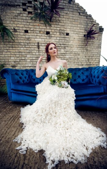 River Elliot Bridal Skirt